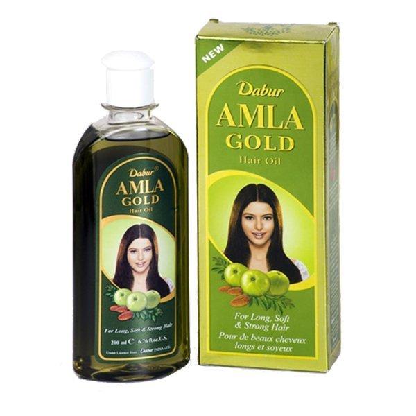 Olej do włosów Dabur Amla Gold