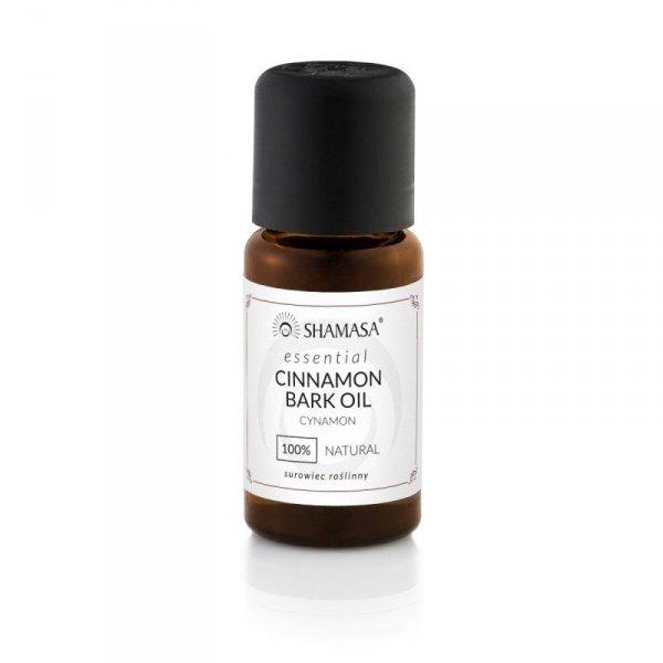 Cynamon esencja 100% - olejek eteryczny 15 ml, Shamasa