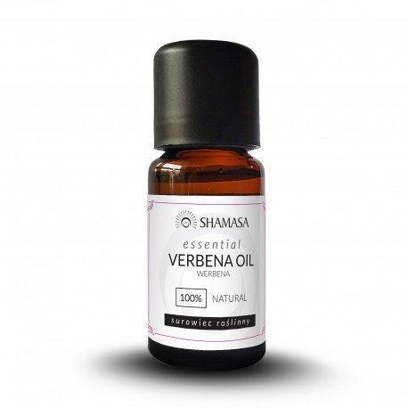 Werbena esencja 100% - olejek eteryczny 15 ml, Shamasa