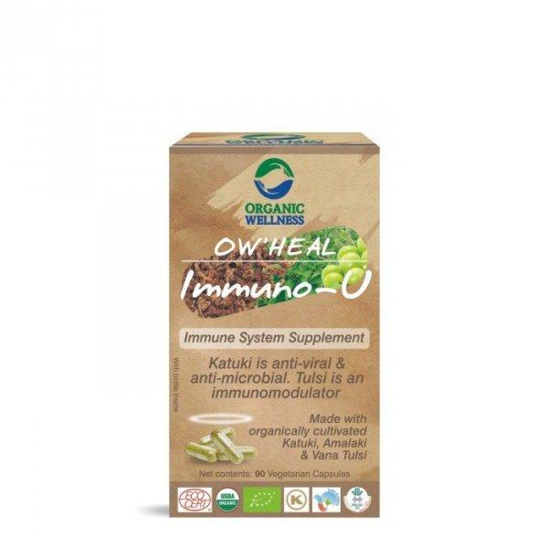 Organic Wellness Immuno U