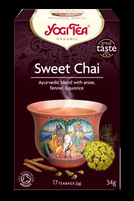 Yogi Tea Słodki czaj (sweet chai)