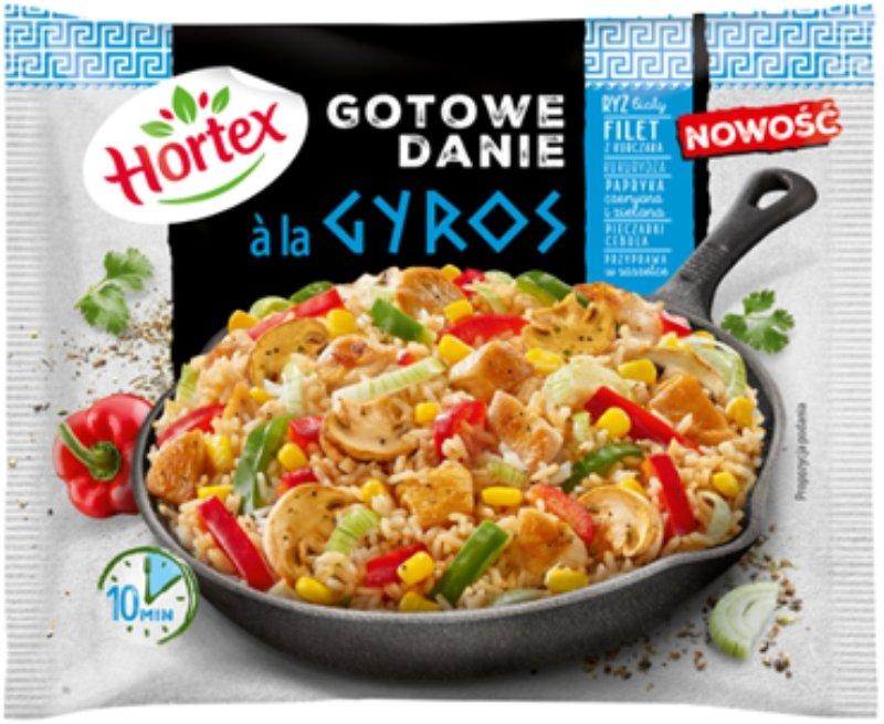[HORTEX] Gotowe danie a la Gyros 450/8