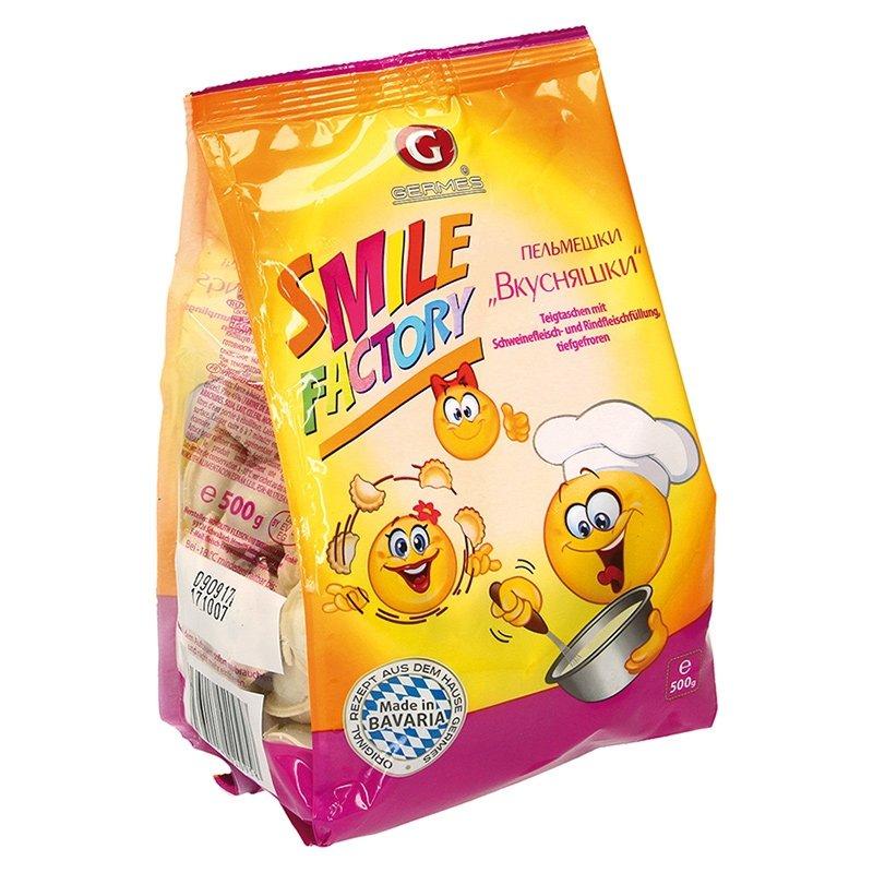 [GERMES] Pelmeni Smile Factory 500g/10