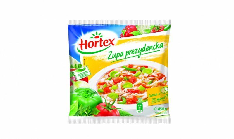 [HORTEX] Zupaprezydencka 450g/14szt