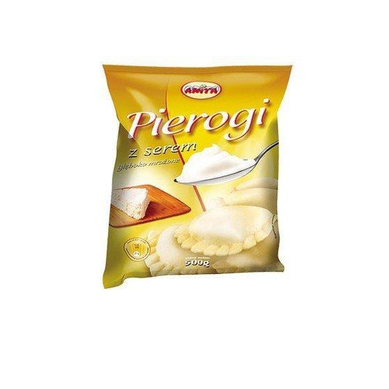 [ANITA] Pierogi z serem 500g/12