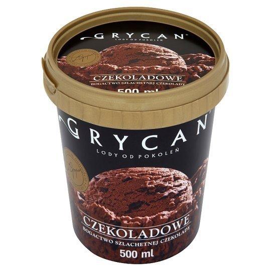[Grycan] Lody Czekoladowe premium 500ml/6