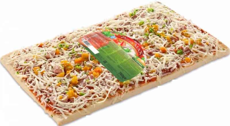 [MAX-TOP] PIZZA MAX Z SZYNKA 1000G/6