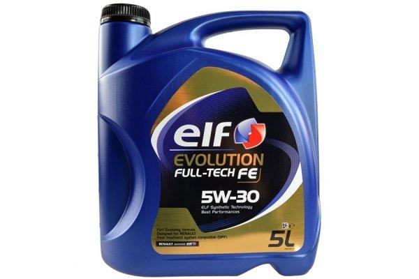 ELF FULL-TECH 5W30 10L FILTR OLEJU MASTER 2.3 DCI (