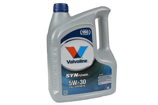 VALVOLINE SYNPOWER XTREME 5W30 XL III C3 4L KRAKÓW
