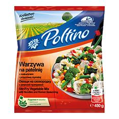 1041 Poltino Warzywa Na Patelnię Z Przyprawą Rzymską 450g 1x12