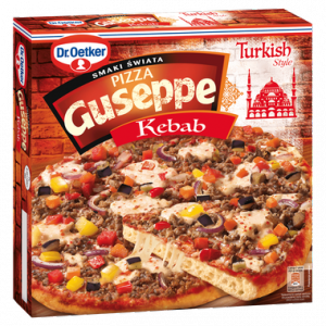 4011 Guseppe Pizza Kebab 420g 1x5