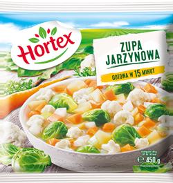 1114 Hortex Zupa jarzynowa 450g 1x14