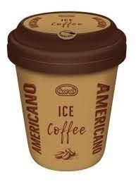 9128 Lody Koral Ice Coffee americano 220ml 1x24