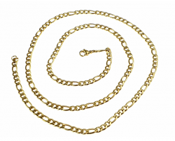 gold chain stainless steel