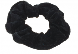 velvet hair elastic