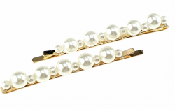 617 spinka 1x z białymi perłami
