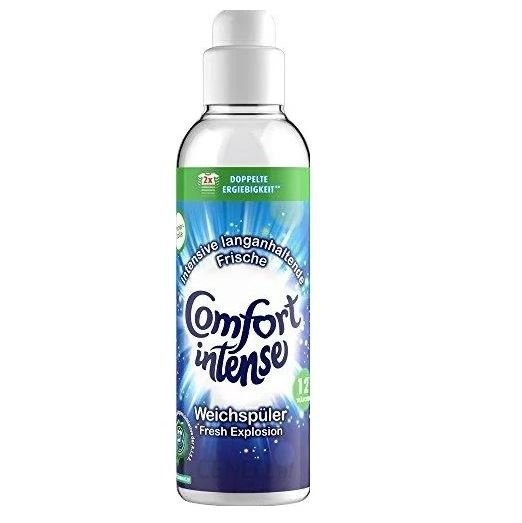 Comfort Fresh Explosion płyn koncentrat do płukania tkanin 180 ml