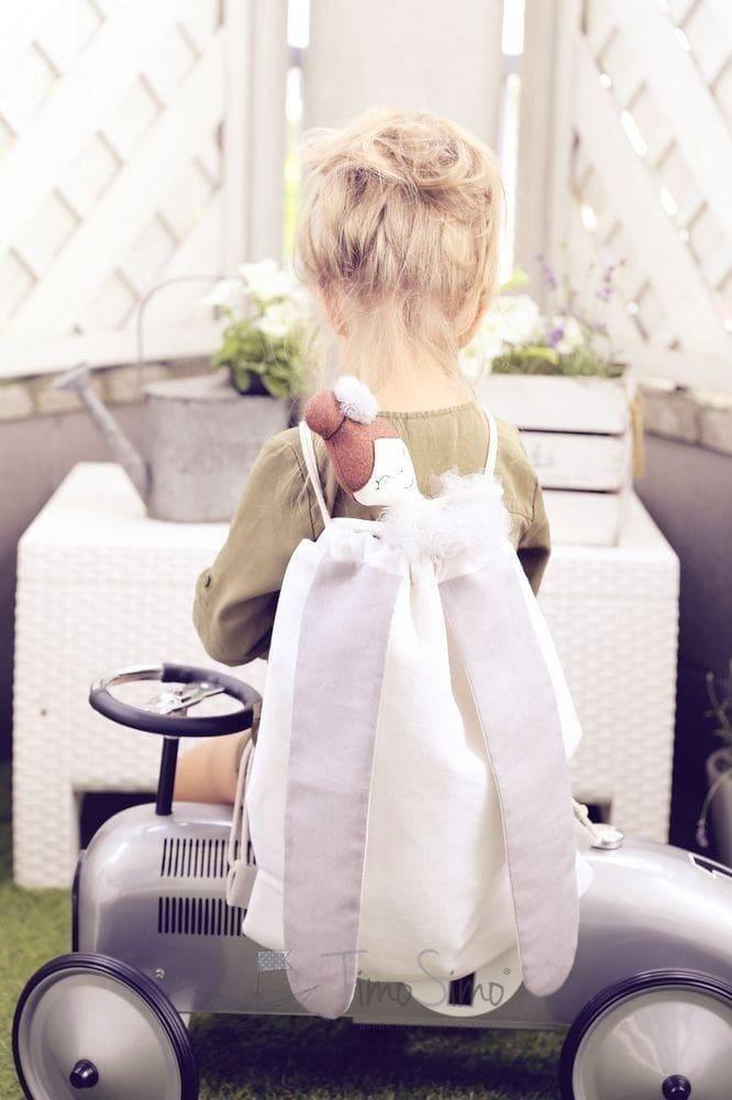 Plecak worek dla dziecka Królik