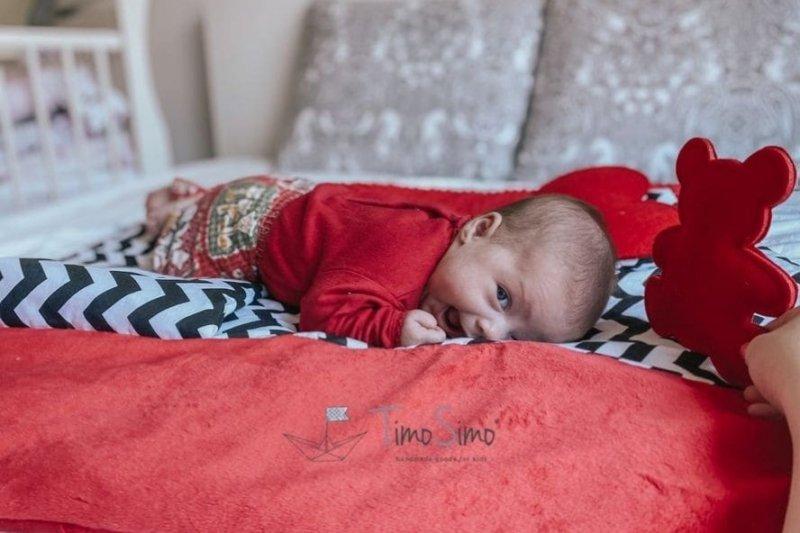 mata sensoryczna dla niemowlaka 0+