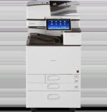 Kolorowe Urządzenie wielofunkcyjne Nashuatec MPC3004exSP nowe FV 12