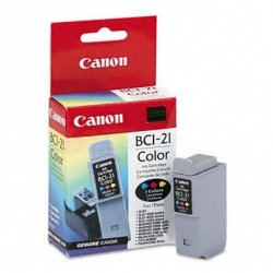 ORYGINALNY TUSZ Canon BCI-21 bjc2000 fv