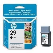 Głowica drukująca HP 29 black  dj660 670 fv