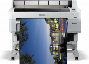 Powystawowy Ploter EPSON SureColor SC- T5200 A0