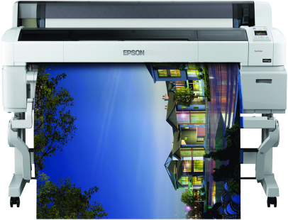 "Ploter EPSON SureColor SC- T7200D PS 44"" nowy"