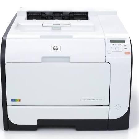 HP COLOR LASERJET 400 M451nw przebieg 11 tys stron