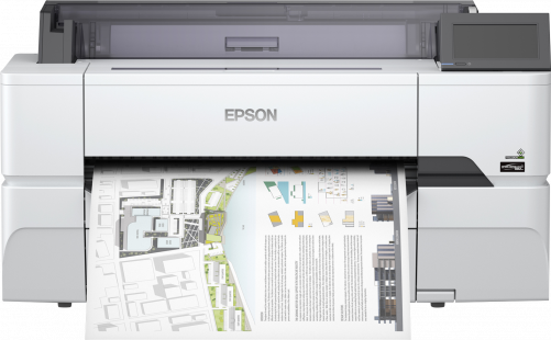 """Ploter EPSON SureColor SC- T3400N 24"""" nowy"""