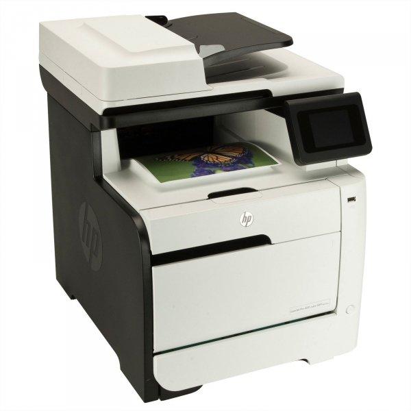 HP LJ Pro 400 M475dn mfp