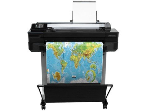 PLOTER HP DesignJet T520 610mm ePrinter CQ890A