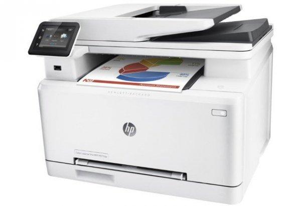 HP Color LJ MFP M277dw duplex WIFI