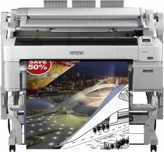 "Ploter EPSON SureColor SC- T5200 MFP HDD 36"" nowy"
