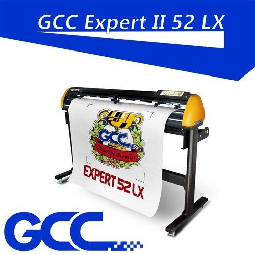 PLOTER TNĄCY GCC Expert 52 LX NOWY GW12