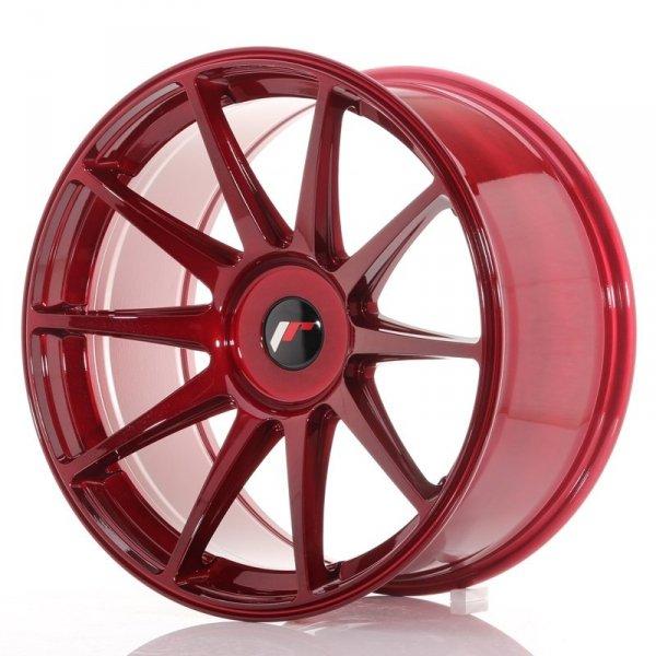Japan Racing JR11 19x9,5 ET35 Blank Platinum Red