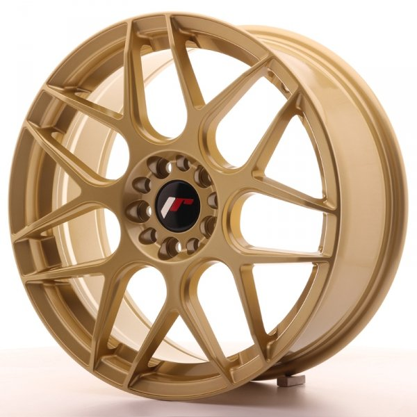 Japan Racing JR18 18x7,5 ET35 5x100/120 Gold