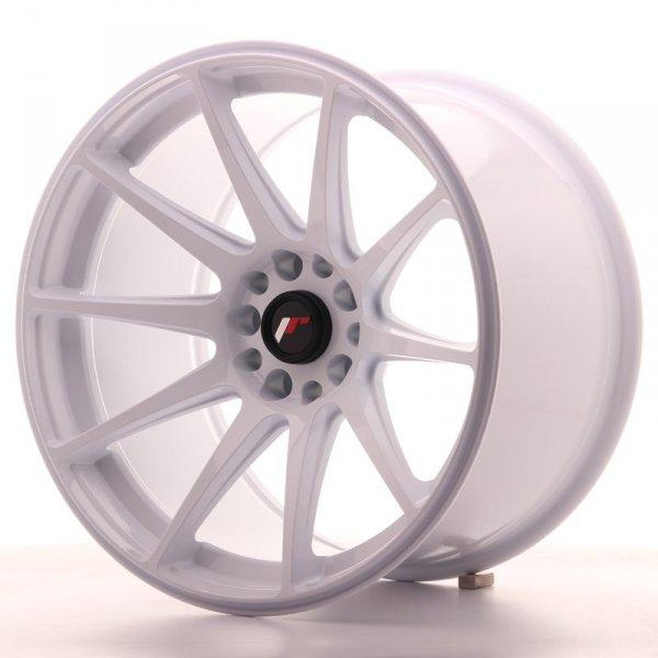 Japan Racing JR11 18x10,5 ET22 5x114/120 White