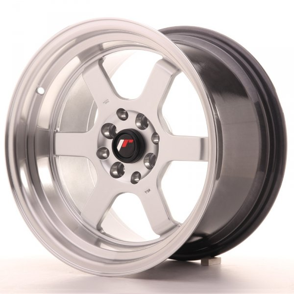 Japan Racing JR12 16x9 ET10 4x100/114 Hyper Silver