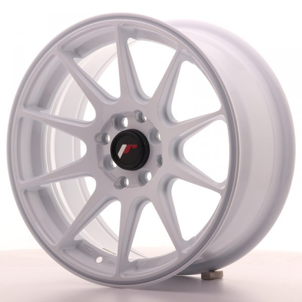 Japan Racing JR11 16x7 ET25 4x100/108 White