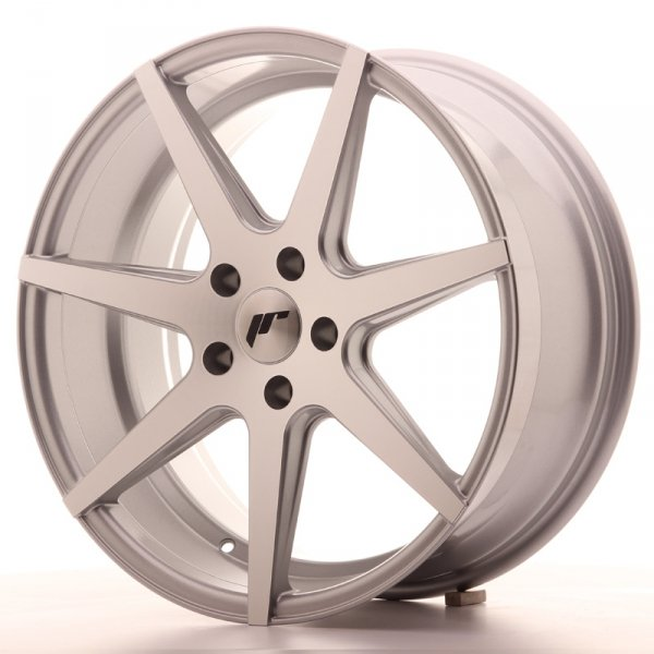 Japan Racing JR20 19x8,5 ET40 5x112 Silver Mach