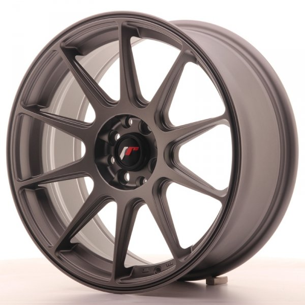 Japan Racing JR11 17x7,25 ET35 4x100/114,3 MattGM
