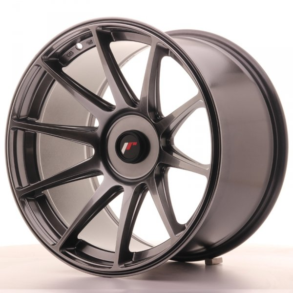 Japan Racing JR11 18x10,5 ET22 Blank Dark Hyper B
