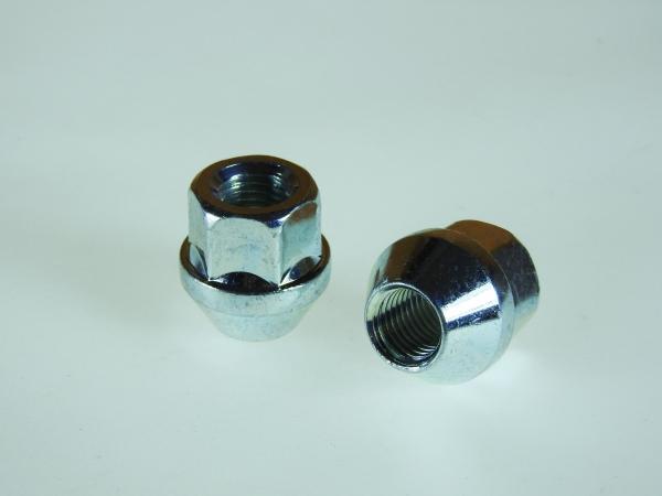 Nakrętka przelotowa bimecc m12x1.5x25 stożek kl.19