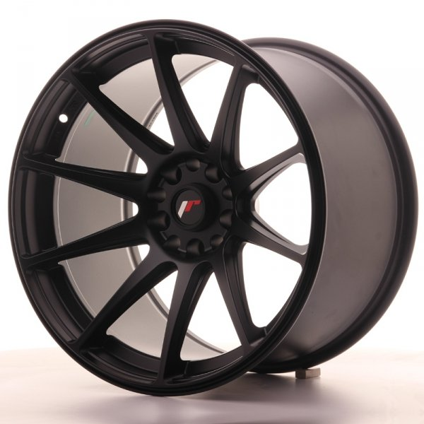 Japan Racing JR11 18x10,5 ET22 5x114/120 Flat Blac