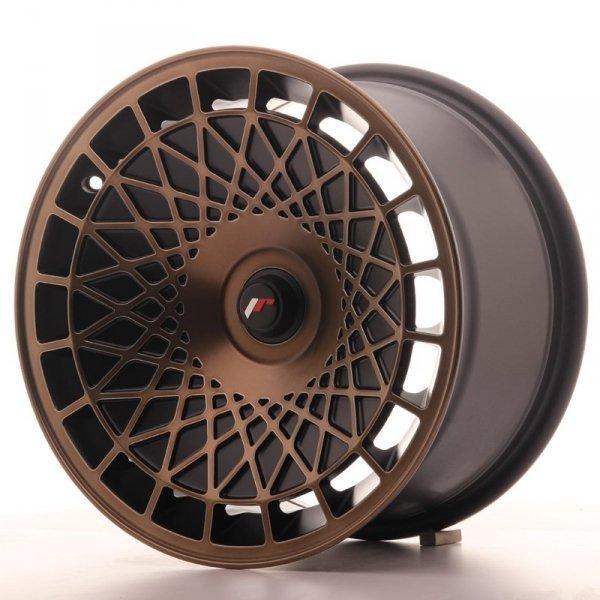 Japan Racing JR14 16x9 ET20 5x100 BlackBronzFinish