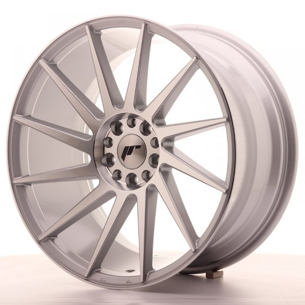 Japan Racing JR22 19x9,5 ET40 5x112/114 Silver Mac