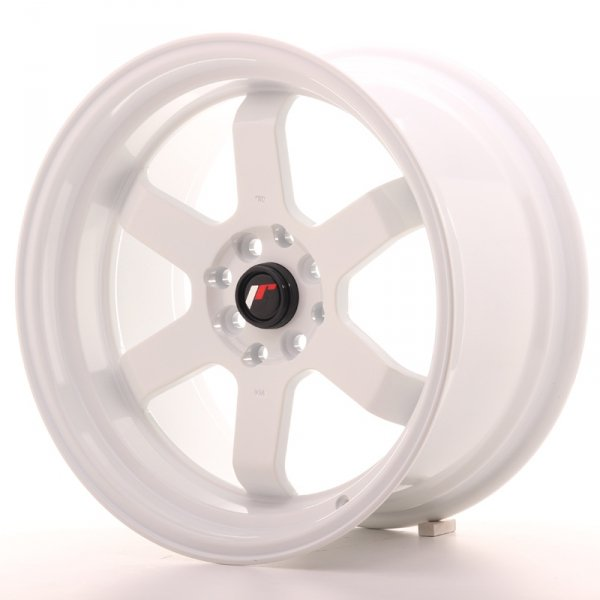 Japan Racing JR12 17x9 ET25 5x100/114 White