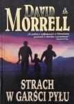 David Morrell • Strach w garści pyłu