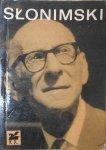 Antoni Słonimski • Poezje wybrane